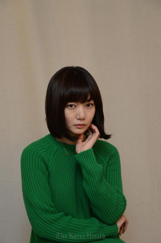 Actress Bae Doo-na. (Chung Hee-cho/The Korea Herald)