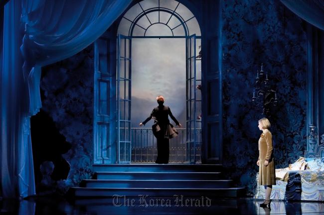 "A scene from musical ""Rebecca."" (EMK Musical)"