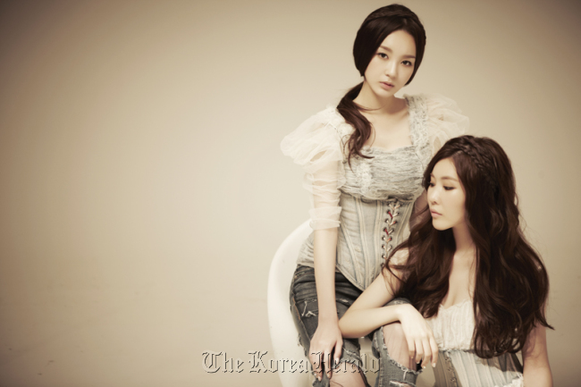 Davichi. (Core Entertainment)