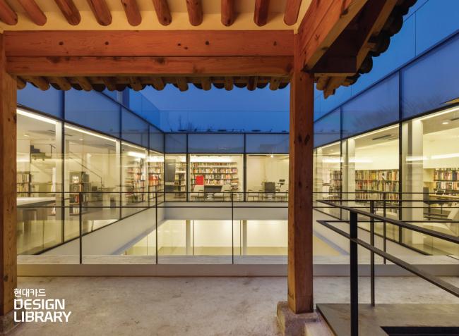 '아름다움의 정점' 지향한 가회동의 디자인도서관…한국에 ...