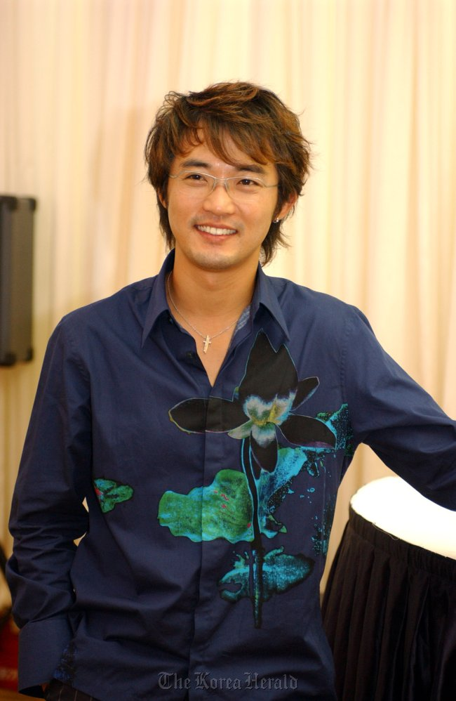 Ahn Jae-wook. (The Korea Herald)