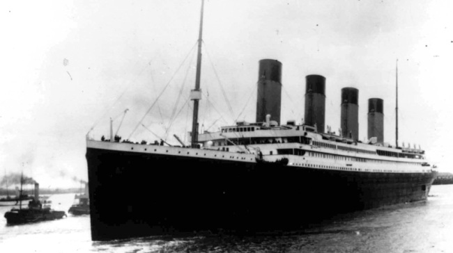 Titanic sank on April 15, 1912. The New York Times took three days to run a story. (AP)