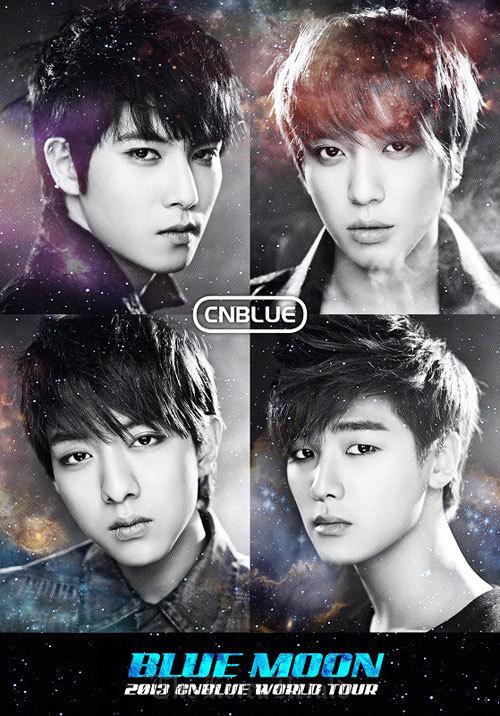 CNBLUE. (FNC Entertainment)