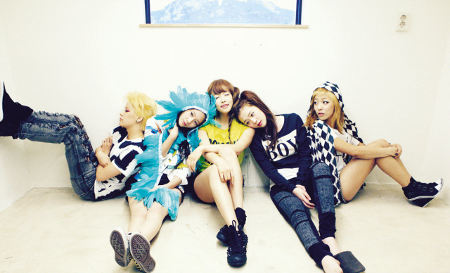 f(x) will be the first K-pop idol group to perform at South by Southwest (SXSW). (KOCCA)