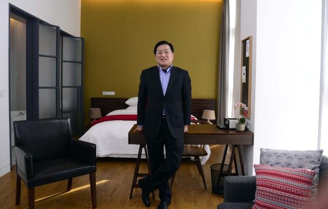 Lee Hyun Koo, Chairman Of Casamia (Park Hae Mook/The Korea Herald)
