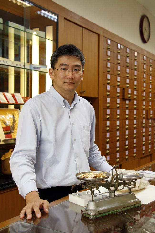 Yuttadech Vejpongsa of Beijing Tong Ren Tang