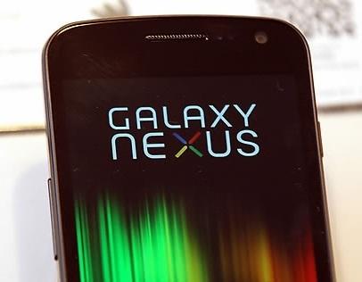 Galaxy Nexus (AFP-Yonhap News)