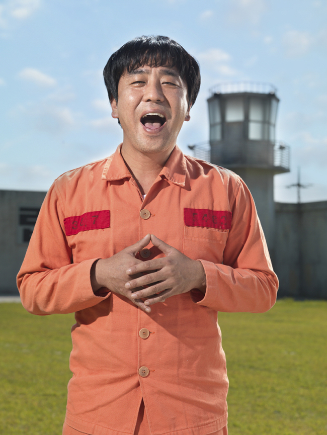 """Actor Ryu Seung-ryong stars in """"Miracle in Cell No. 7."""" (NEW)"""