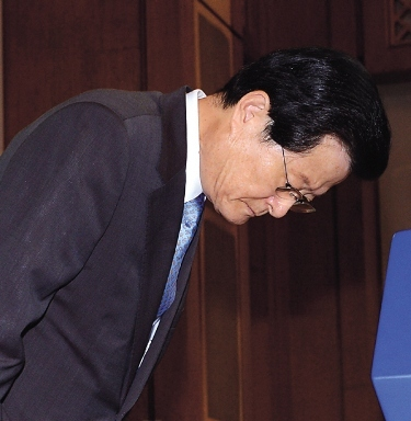 Chief of Staff Huh Tae-yeol (Chung Hee-cho/The Korea Herald)