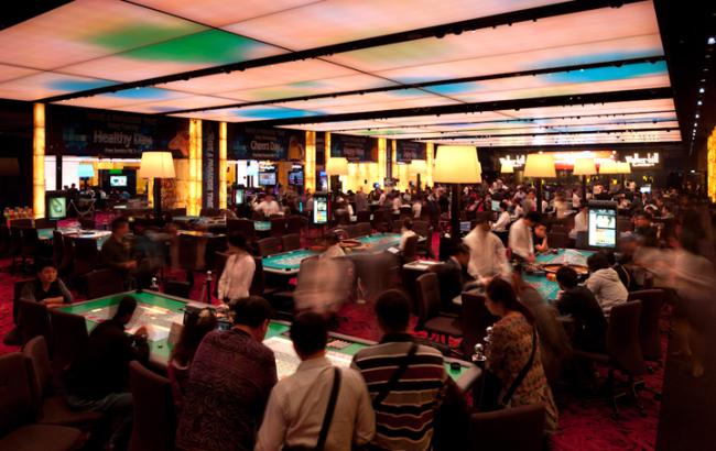 Paradise casino seoul korea