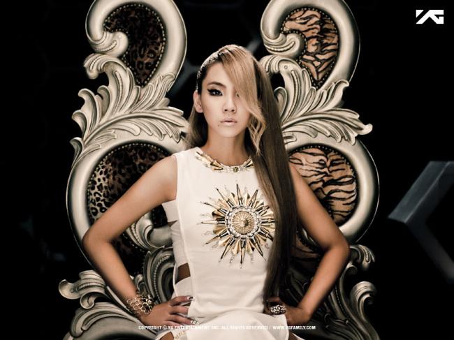 CL. (YG Entertainment)