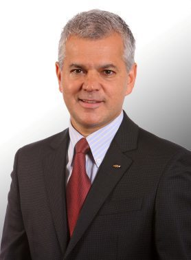 Chief executive Sergio Rocha