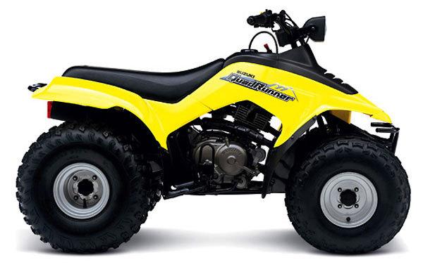 Suzuki Quadrunner Wheels