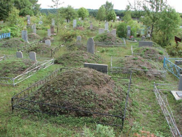 Graves of Koreans in Sakhalin Oblast, Russia Commission on Victims of Forced Mobilization