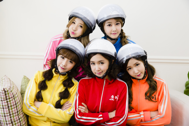 Crayon Pop (Chrome Entertainment)