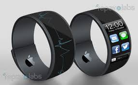 Concept images of smart watches