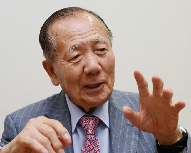 Kim Dong-ho. (Park Hyun-koo/The Korea Herald)