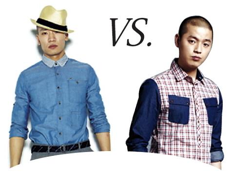 Gaeko (left) vs. E-Sens (Amoebaculture)