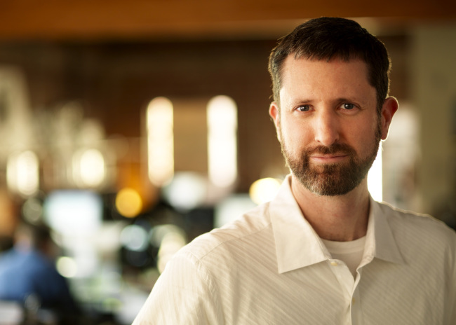 Jonathan Ward, designer at NBBJ
