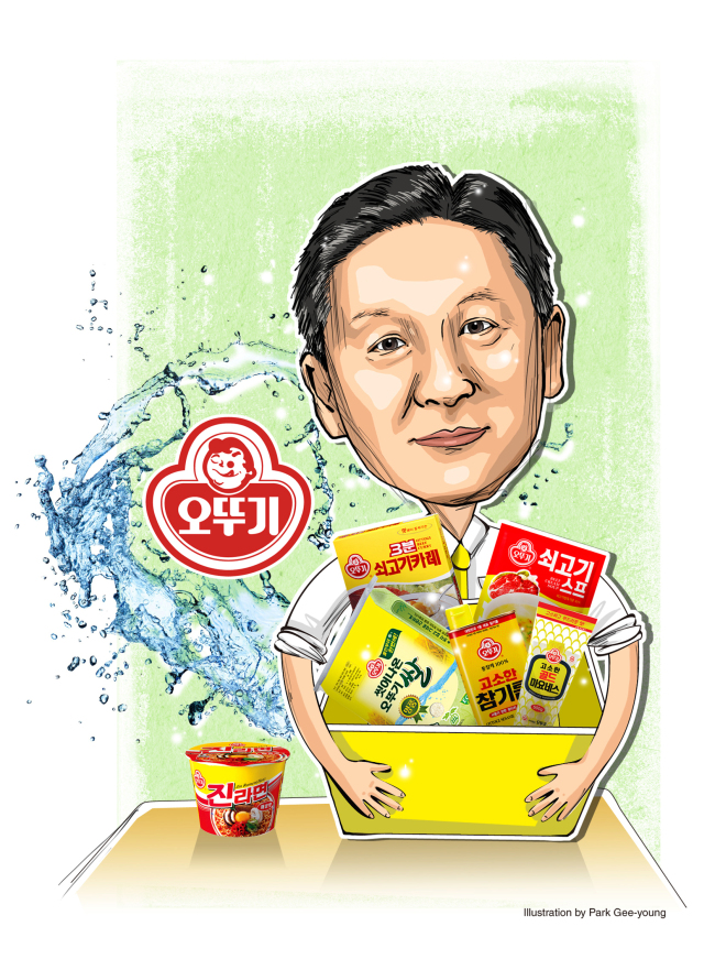 Chairman Ham Young-joon. (Illustration by Park Gee-young)