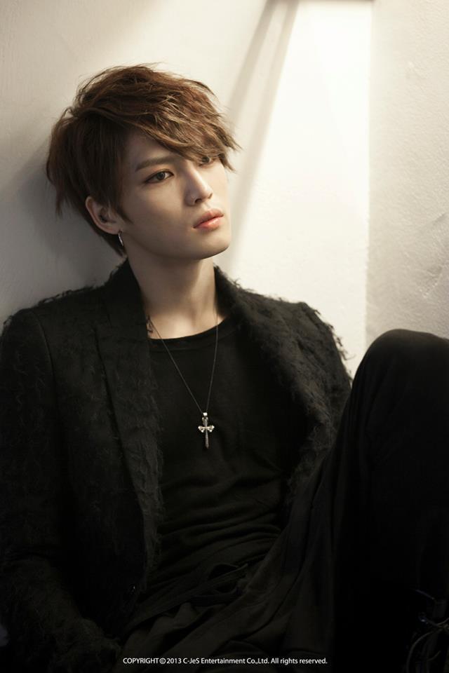 Kim Jae-joong of JYJ (C-JeS Entertainment)