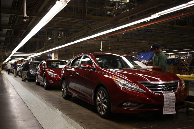 Hyundai under pressure to open mexico plant source for Kia motors montgomery al