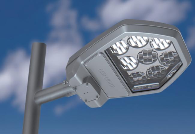 국내 첫 LED가로등 · 투광등 녹색기술 인증-프린트화면