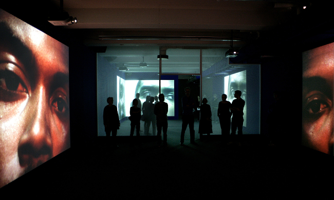 """""""Electric Earth"""" by Doug Aitken. (Courtesy of 303 Gallery, New York)"""