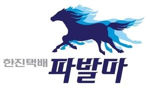 Hanjin Logistics' logo