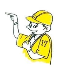 """Mr. Michang,"" mascot of KWFC"