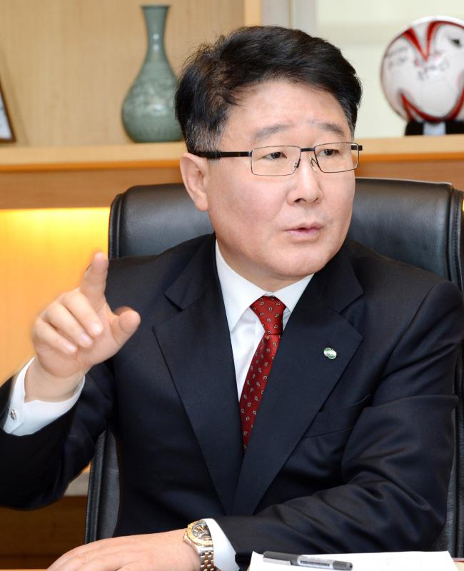 Cho Seok, CEO of Korea Hydro & Nuclear Power