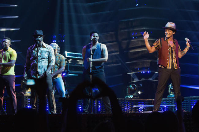 Bruno Mars Tour List  Hawaii