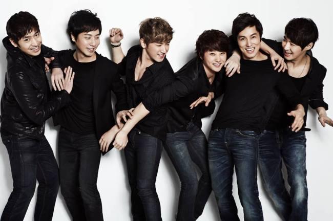 Shinhwa. (Shinhwa Company)