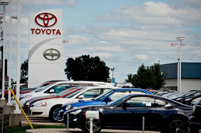 Frigid Weather Pulls U S Auto Sales Down