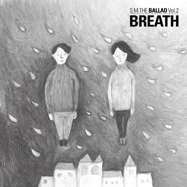 "SM THE BALLAD Vol. 2 ""Breath."" (SM Entertainment)"