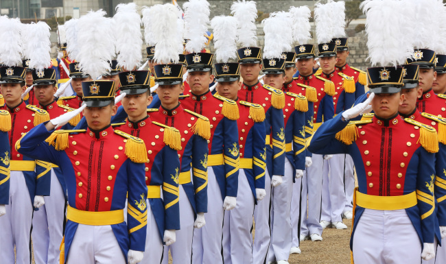 Army academy mulls lifting ban on marriage, alcohol, smoking