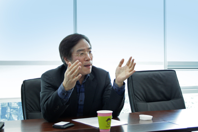 MDS Technology managing director Chang Myung-sub. (MDS Technology)
