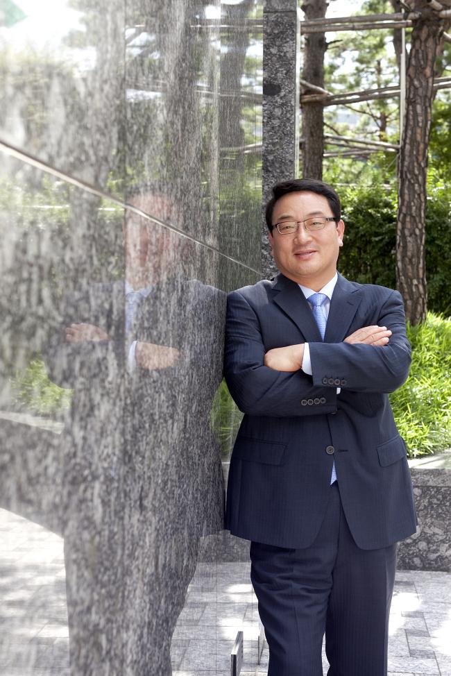 Kim Myung-jeon, Green Ranger chairman (Green Ranger)