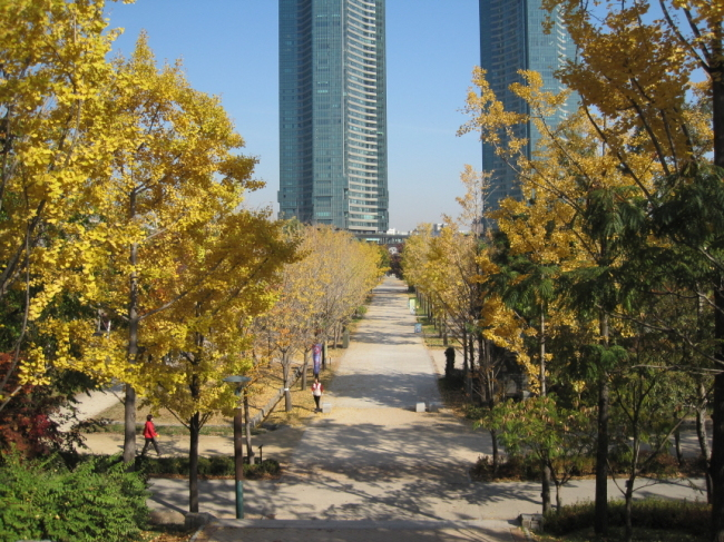View of Seoul Forest (Seoul Metropolitan Government)