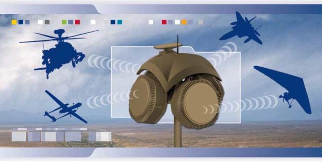 Israeli-made RPS-42 low-altitude radar system (Yonhap)