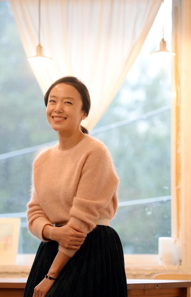 Jeon Do-yeon. (Ahn Hoon/The Korea Herald)