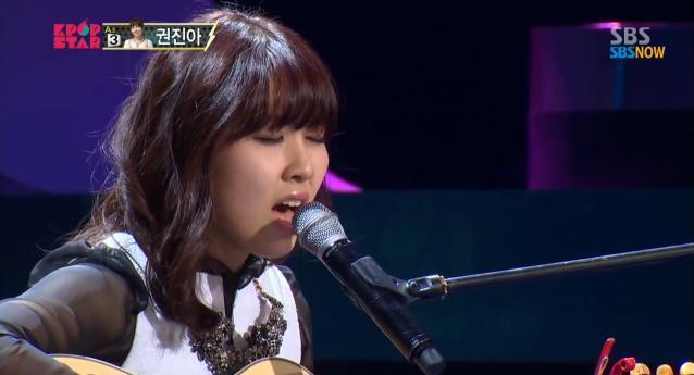 Kwon Jin-ah (SBS)