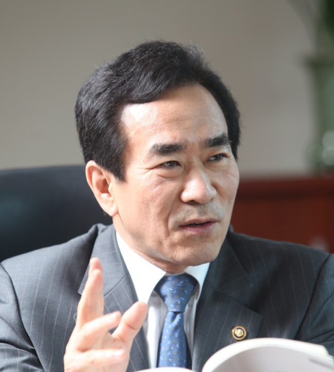 Vice Transport Minister Yeo Hyung-koo