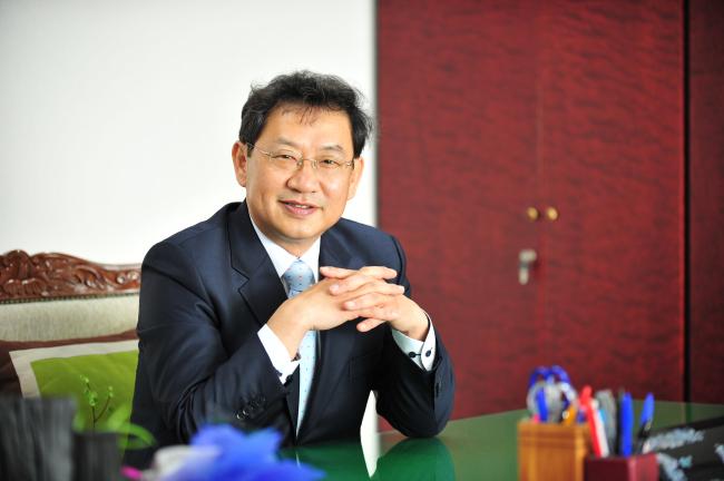 Seo Seok-soong, commissioner of the BJFEZ (BJFEZ)
