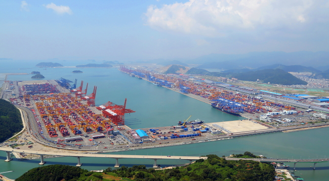 Busan New Port