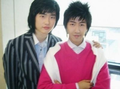 Lee Jong-suk and Kwanghee