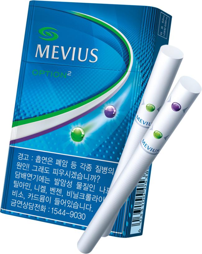 Jti Korea Unveils Multiflavored Cigarette