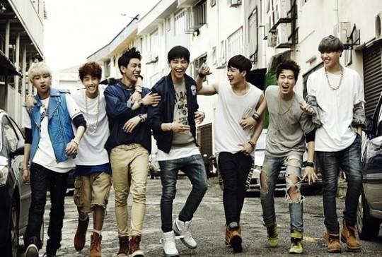 GOT7 (JYP Ent.)