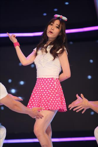 New KARA member Heo Young-ji. (Yonhap)