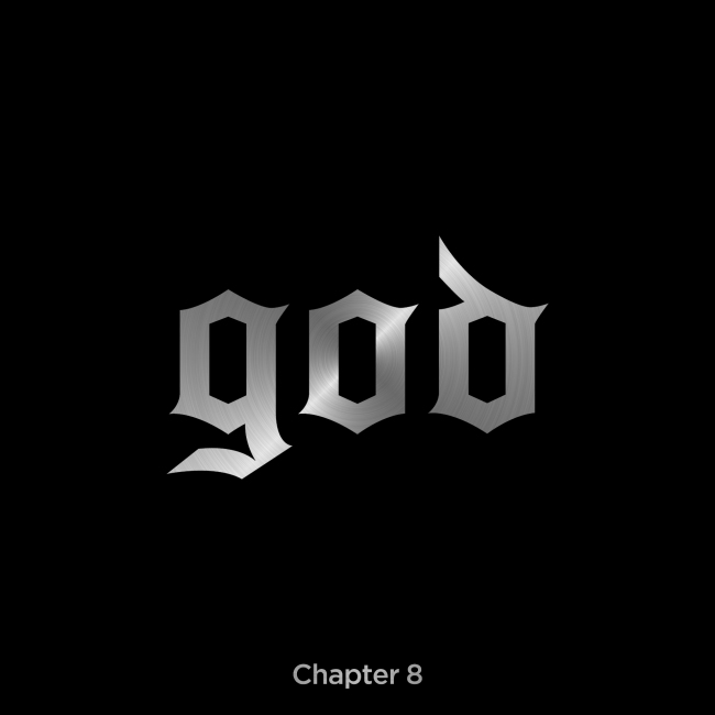 "g.o.d.'s new LP ""Chapter 8."" (SidusHQ)"